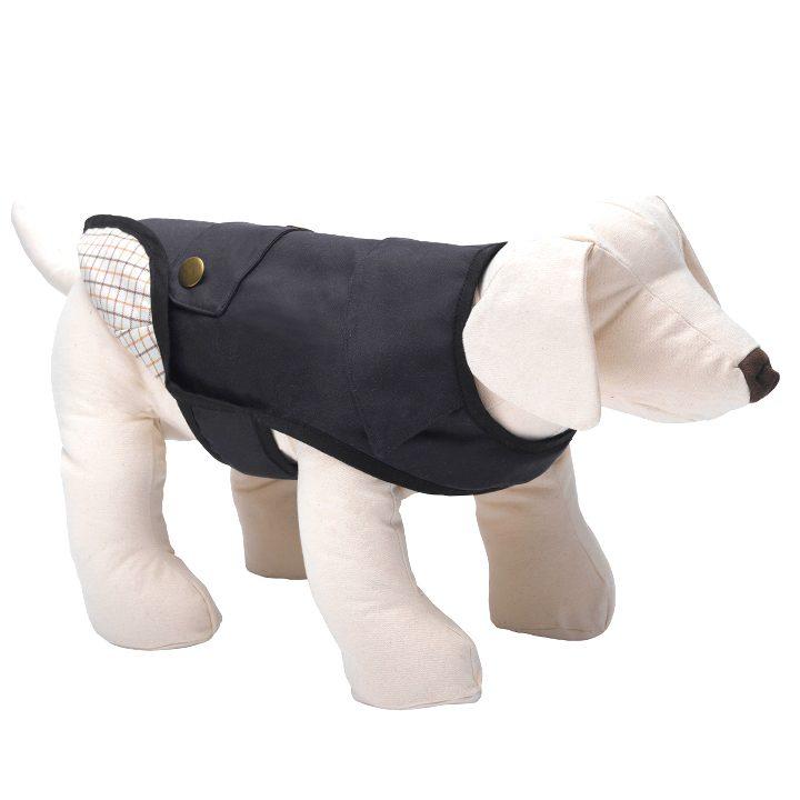 Luxusní kabát do deště pro psy Bramshaw