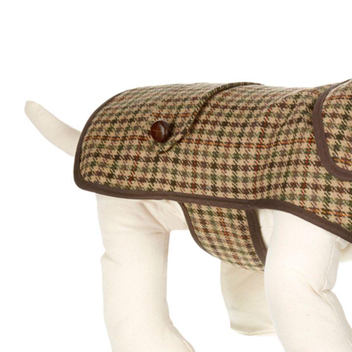 Luxusní kabát pro psy Sidworth