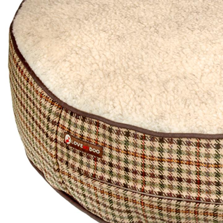 Luxusní pelíšek pro psy Sidworth
