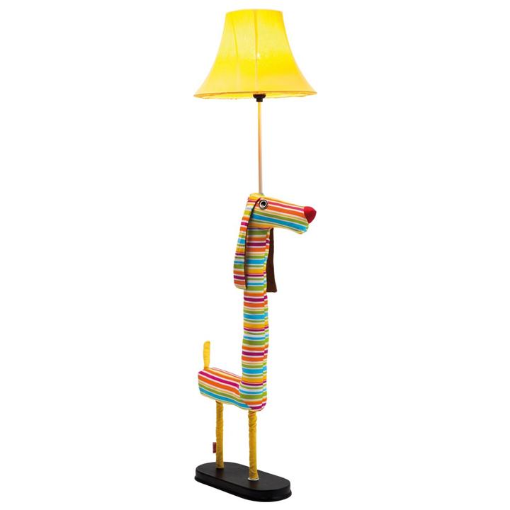 Stojací lampa Dog Stripes
