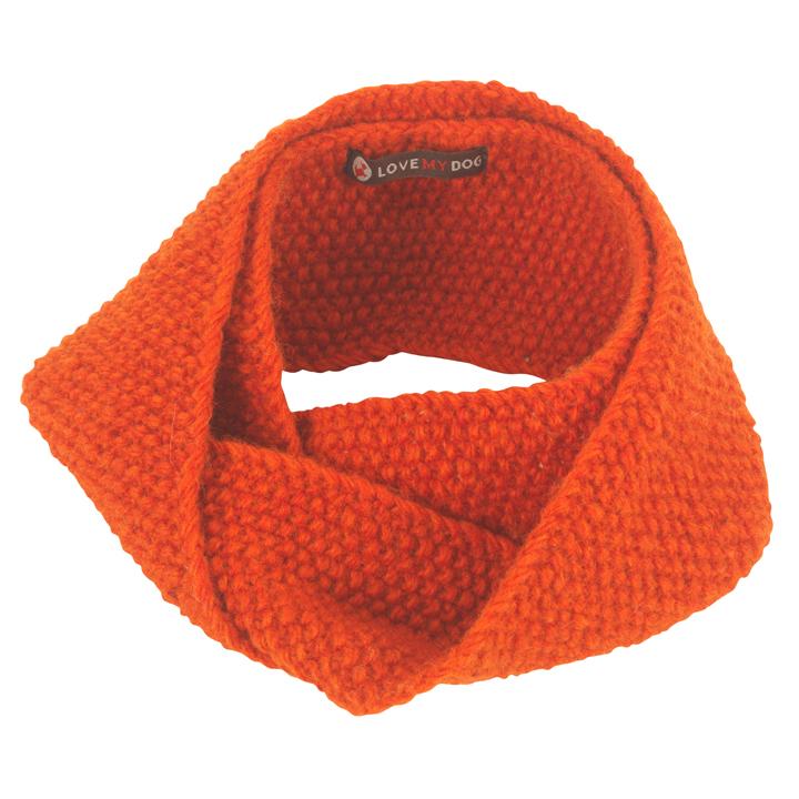 Šála pro psy Stepney oranžová
