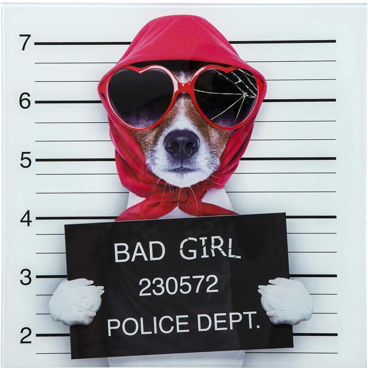 Obraz Bad Girl Jack Russel