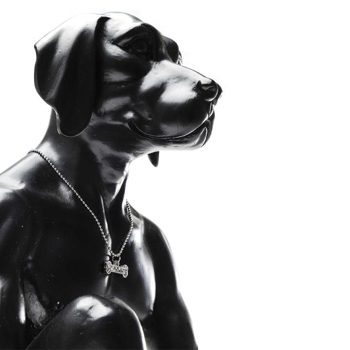 Gangster Dog dekorace se psem