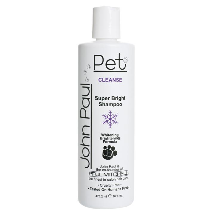 Šampon pro intenzivní lesk srsti pro psy a kočky