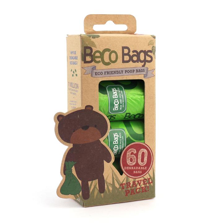 Beco Pets Eko sáčky na hovínka
