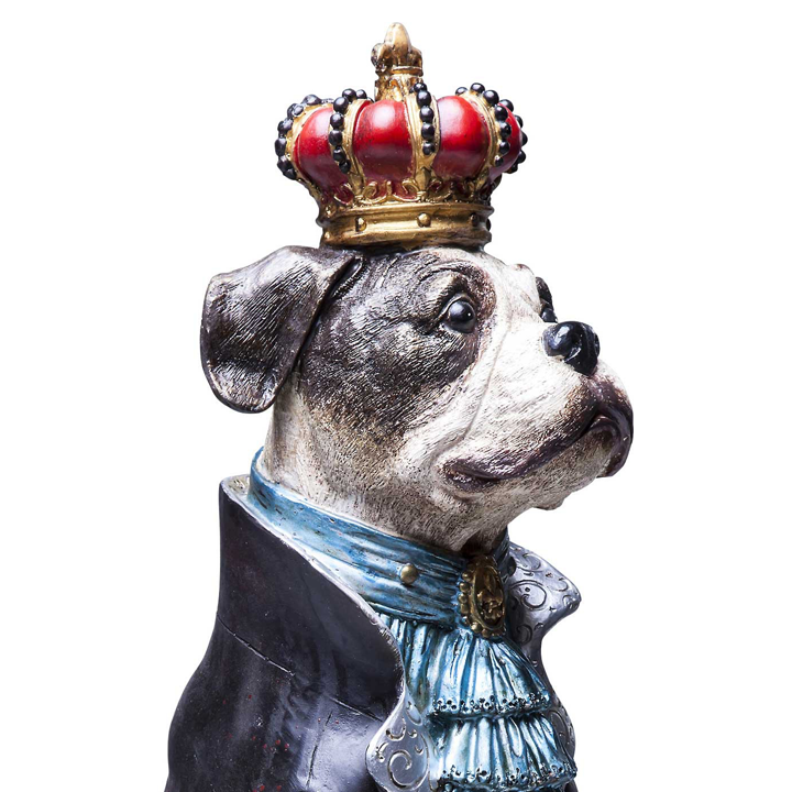 Socha psa King Dog