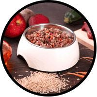 Čerstvá vařená strava pro psy Brunio