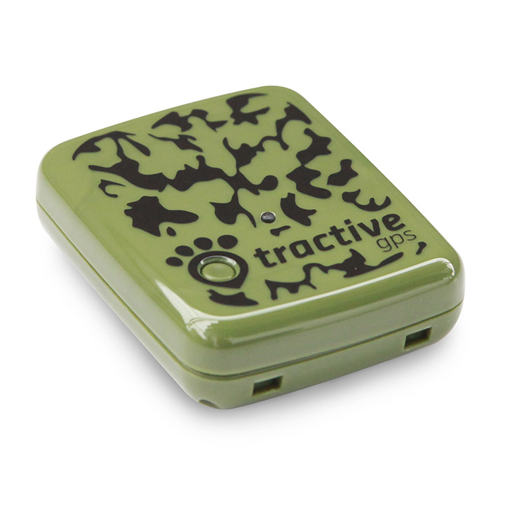 Tractive GPS pro psy HUNTERS EDITION