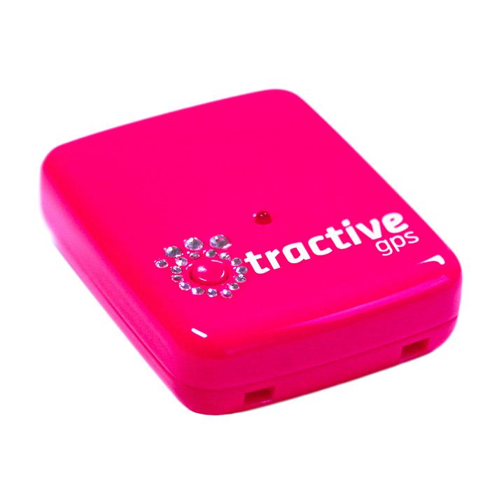 Tractive GPS pro psy SWAROVSKI EDITION