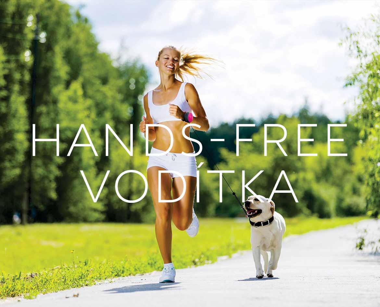 Hands-free vodítka pro psy Lishinu