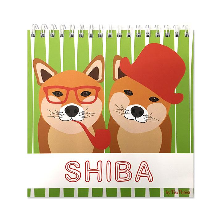 """Poznámkový blok Shiba Inu """"Shiba"""""""