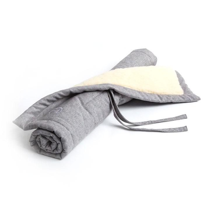 Cestovní deka Tweed Grey