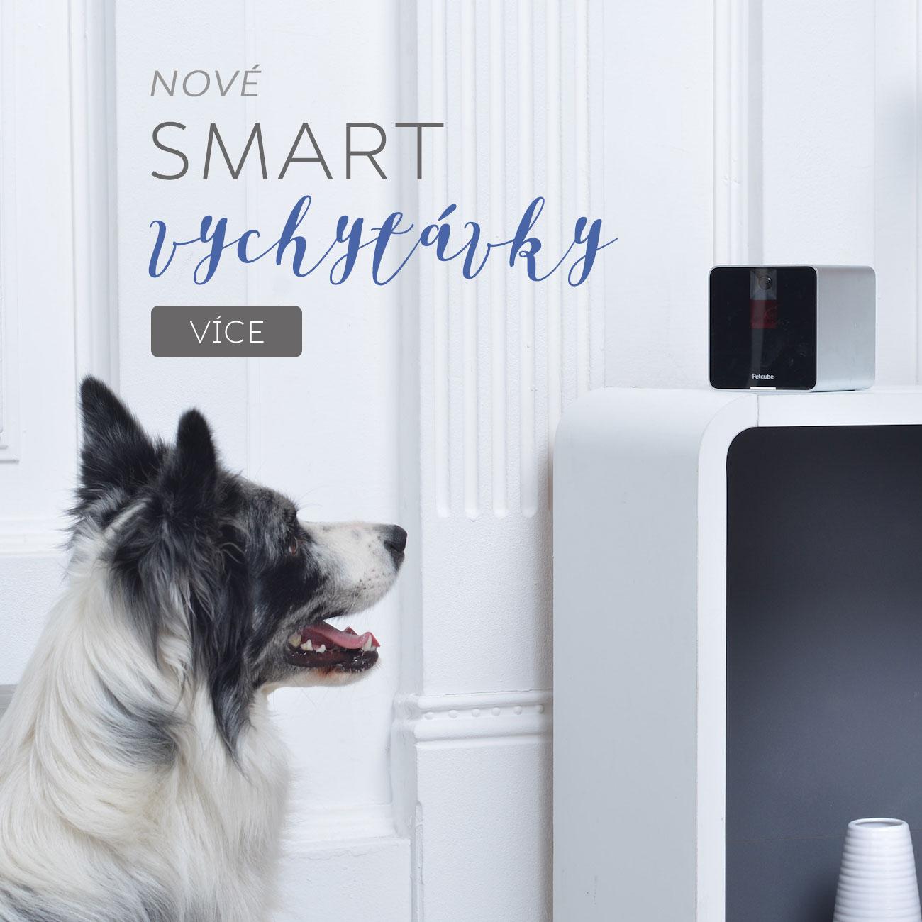 Smart elektronika pro psy