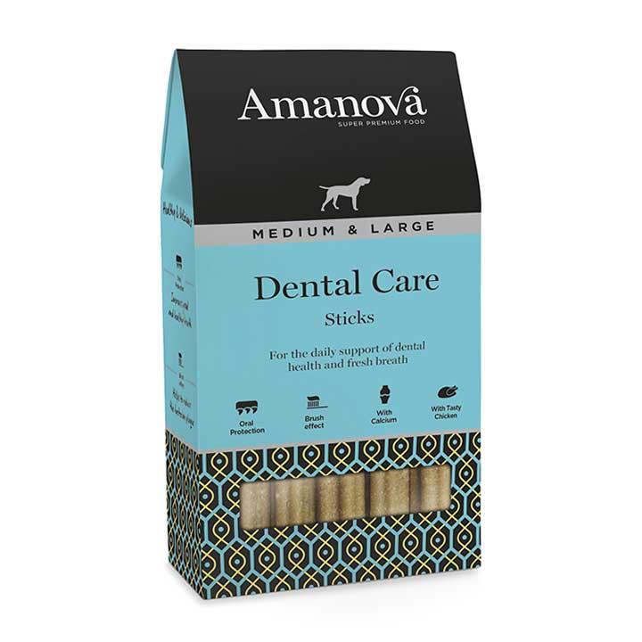 Amanova Dentální tyčinky pro psy pre psov