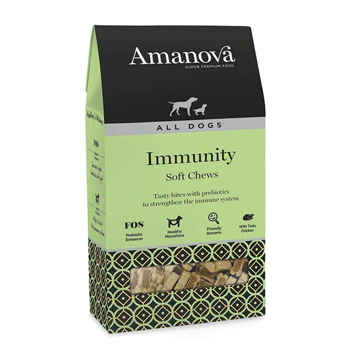 Amanova Imunita posílení imunity u psů
